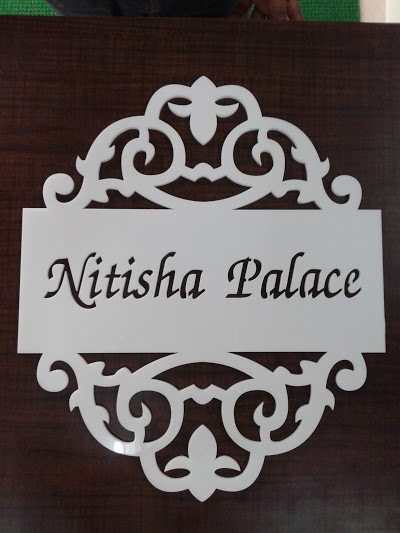 Indian Name Plate Designs For Home